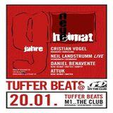 Daniel Benavente @ Tuffer Beats 9 Jahre Neue Heimat - M1 Stuttgart - 20.01.2006