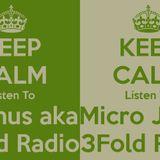 3Fold Radio 20140728 Timmus Aka Micro Jaxon + Jules David
