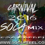 2016 Carnival mix