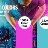 DJ Selva - THE ORIGINAL Latin Dance Congress Bangkok 2018 (Kizomba Room) - 100% Live Mix