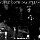 WORLD GOTH DAY 2020 LIVE STREAM EVENT