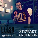 Flash Gordon Parks Show Episode 014 - Stewart Anderson