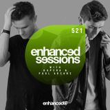 Enhanced Sessions 521 with Kapera & Paul Arcane