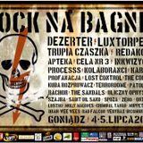 Polska Tygodniówka NEAR FM zaprasza na IV Festiwal Rock na Bagnie: Jacek Zedzian i T. Wybranowski
