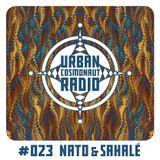 UCR #023 by Nato & Sahalé