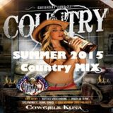 Country Mix Summer 2015  (Whole Songs Simple Blending)