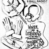 ZIMMER DOWN #36: WINTER LISTENINGS