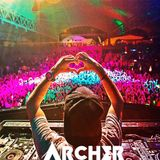Electro & house edm trance club MIX 2015 by DJ Archer #04