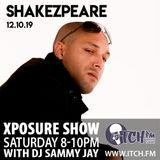 DJ Sammy Jay - Xposure Show - 192 - Shakezpeare