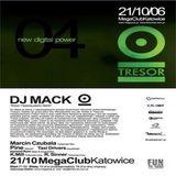 R. Sinner @ Tresor Night 04 New Digital Power - Mega Club Katowice - 21.10.2006