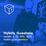 Shadowbox @ Radio 1 04/12/2016: Hybris Guestmix