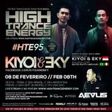 Guto Putti (Aevus) Pres. HTE95 Guest Mix By Kiyoi & Eky