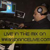 DJ Tony Holden live on radio 18.12.2015
