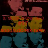 DJ NILSON PROMO-DURO #97 lets-turn-on boogaloo mix-tape