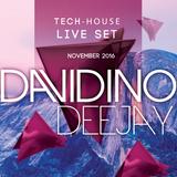 Live Set - Tech-House November 2016