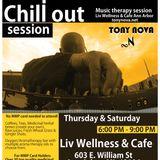Podcast: Tony Nova Deep Therapy  musical healing session and DJ set | Deep House, House Music