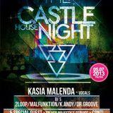 Castle House Night Warm Up Set