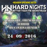 24.09.2016 - Hard Nights Opening SET 05- Premiere of C4ntin4 Benth