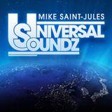 Mike Saint Jules  -  Universal Soundz 458 on AH.FM  - 28-Apr-2015