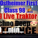 First Class 98...New Ostheimer ...79 min Best 125 bpm Sound new 2016 Techno ..Musik for Dancing