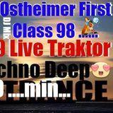First Class 98...New Ostheimer ...79 min Best 125 bpm Sound new 2016 Techno ..Musik for Dancing