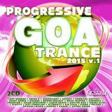 Progressive Goa Trance 2015 Volume 1 Mixed By Dj Eddie B (142 Bpm)