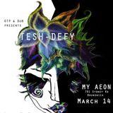 Tesh-Defy Teaser