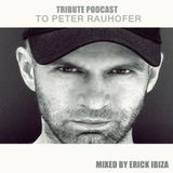 Tribute Podcast To Peter Rauhofer - Mixed By Erick Ibiza