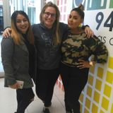 One FM 94.0 - LJ chats to La'eeqa and Lameez from Cosmetix 08062017