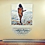 FRESH CLUB SOUNDS (#27) 29.09.2017