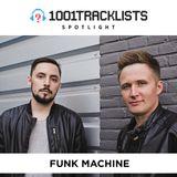 Funk Machine - 1001Tracklists Spotlight Mix