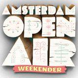 Gabriel Ananda - Live @ Amsterdam Open Air Weekender (Amsterdam, NL) - 03.06.2017