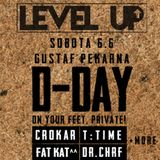 kara galsen - GOA // Live @ LEVEL UP // D-DAY // 6.6. 2015 @ Gustaf Pekarna [FREE DOWNLOAD]