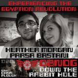 DTRH020: Heather Morgan & Parsa Bastani - Experiencing the Egyptian Revolution