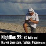 Nightlies EP 22 - KC Avila and Marika Sivertsen