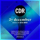 Open CDR Toronto Mix December 2017 - Festive Fun