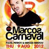 Marcos Carnaval - Live @ Cacao Beach 09.08.2012