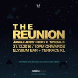 The Reunion Pt 1 (Pre Countdown)