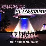 ElectricPlayground @MBia Berlin 02/2017