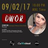 DWOR Live | Broadcast 09022017 | Feturing Dj Avera