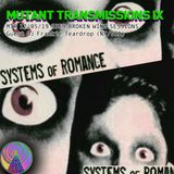 MTR Broken Wing Sessions: Systems of Romance // Frankie Teardrop PART I Rare Synth Post-Punk Wave