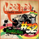 More Fire Radio Show #33 On Badfellas Online With Crossfire From Unity Sound