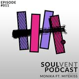 SVR Podcast: Episode 11 (hosted by Monika ft. Mitekiss)