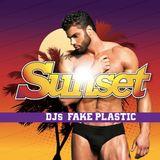 "Dj FAKE PLASTIC July set ""Sunset 2013"""