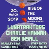 Crash of Moons Club 2019-03-20 (Ben Insall, Charlie Hannah and Lunatraktors)