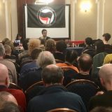 Pushing back the alt-right in the USA - author Mark Bray speaks at Dublin Anarchist bookfair