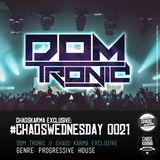#CW 0021: Dom Tronic - CK Exclusive // PROGRESSIVE-HOUSE