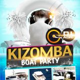 Session Kizomba Boat Party Dj Adri Kizomba