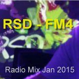 RSD - FM4 Radio Mix Jan 2015