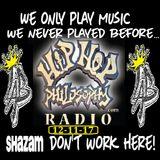 HipHopPhilosophy.com Radio - 12-11-17 - Monday Night Fresh